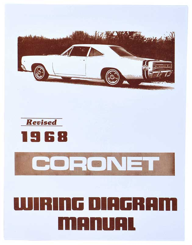 68 Coronet Wiring Diagram Wiring Diagram