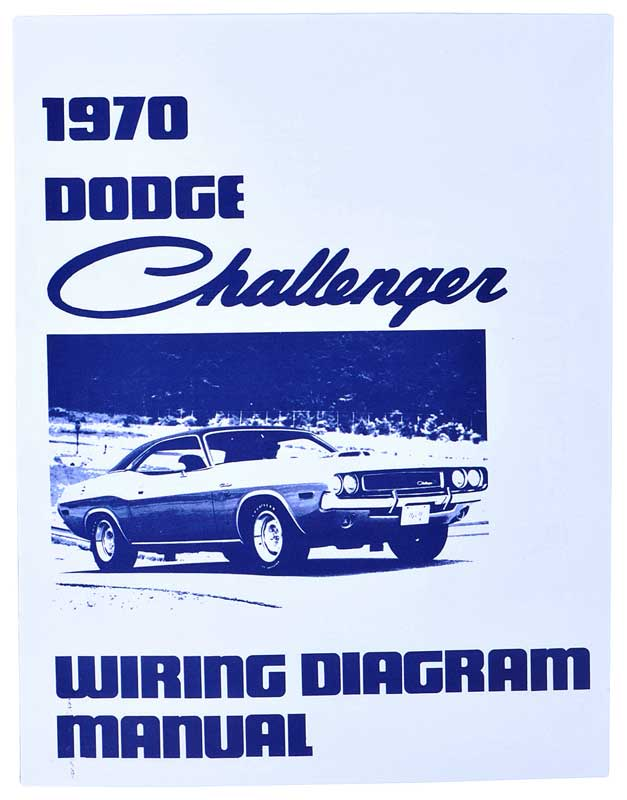 mopar e body challenger parts literature multimedia 1970 dodge challenger wiring diagram manual