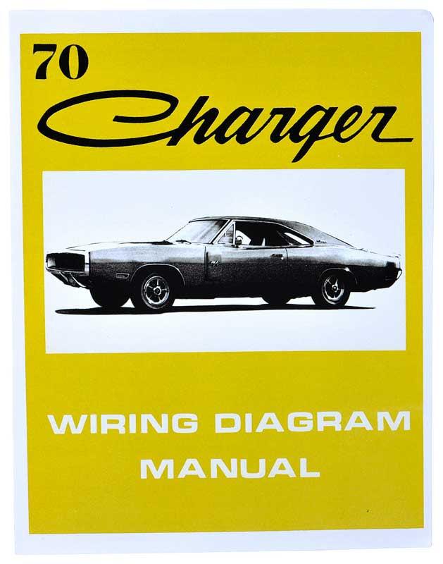 L1233 dodge charger parts literature, multimedia literature wiring 1970 dodge coronet wiring diagram at alyssarenee.co