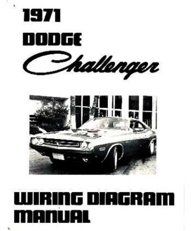 1971 Dodge All Models Parts Literature Multimedia Literature