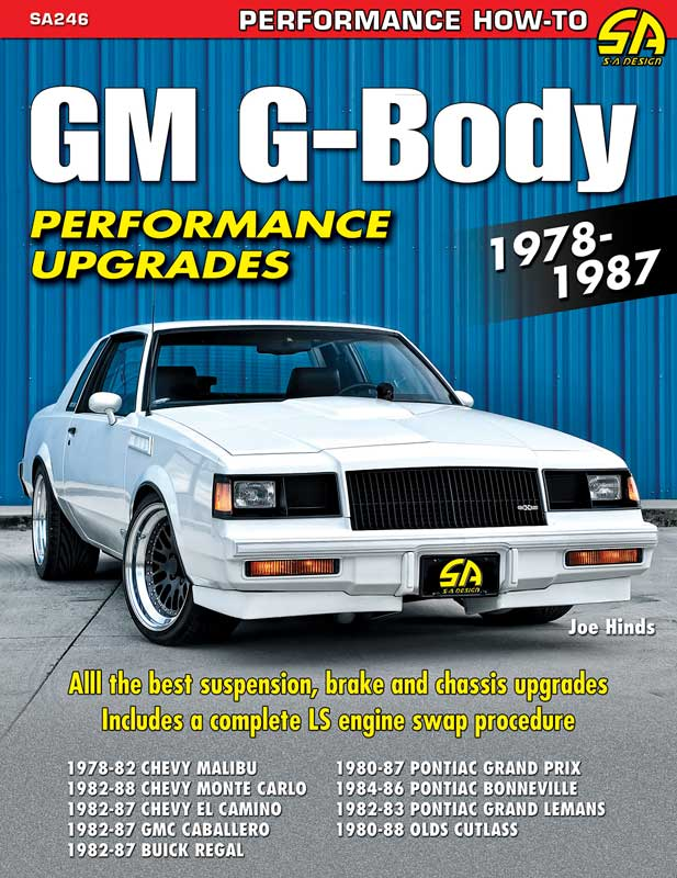 1978-1987 All Makes All Models Parts | L1561 | GM G-Body Performance  Upgrades 1978-1987 | Classic Industries