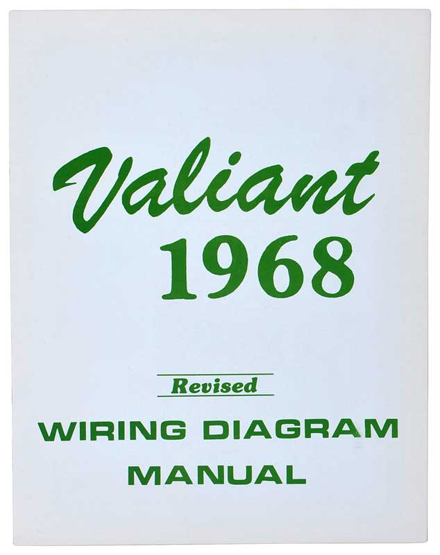 1968 Plymouth Valiant Parts | L3036 | 1968 Valiant Wiring DiagramClassic Industries