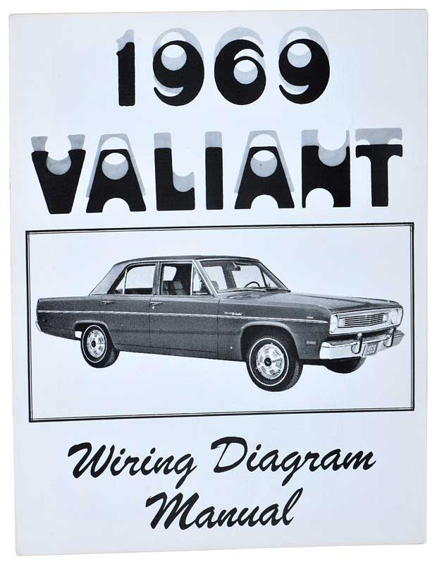 Plymouth Valiant Parts Literature Multimedia Literature Wiring