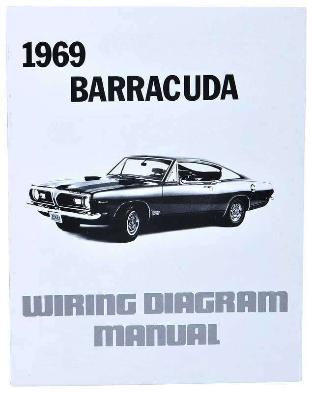 Plymouth Barracuda Parts Literature Multimedia Literature