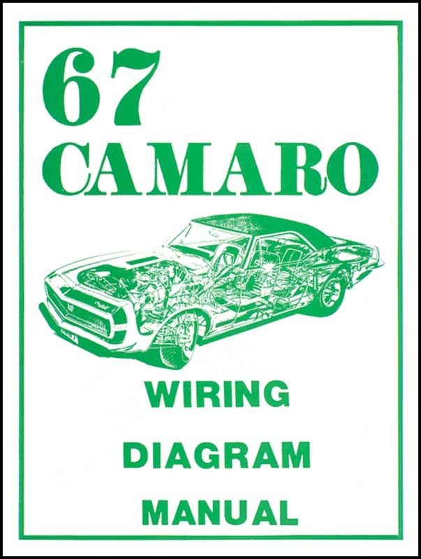 67 Camaro Engine Diagram