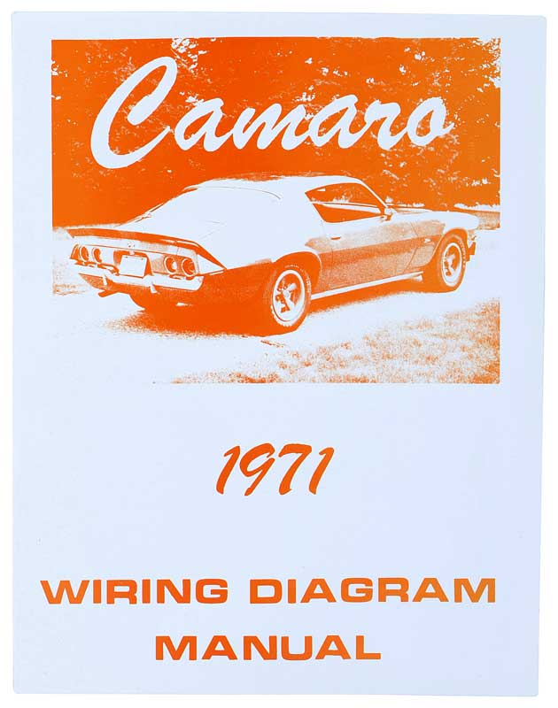 camaro parts l3471 1971 camaro wiring diagram classic industries l3471 1971 camaro wiring diagram