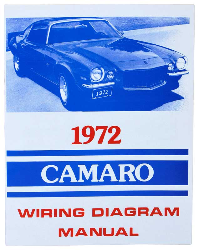 1972 all makes all models parts | l3472 | 1972 camaro wiring diagram |  classic industries