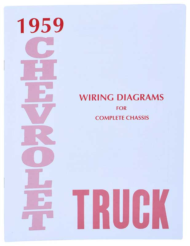 1959 GMC Truck Parts | LTW59 | 1959 Truck Wiring Diagram ...