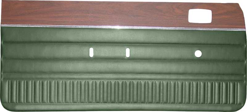 1973 Plymouth Duster Parts   Interior Soft Goods   Door