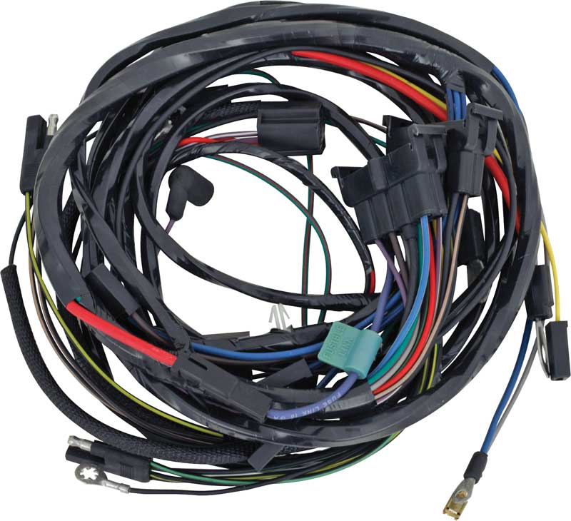 68 barracuda wiring harness 1966 barracuda wiring harness 1968 all makes all models parts | ma2280 | 1968 barracuda ...