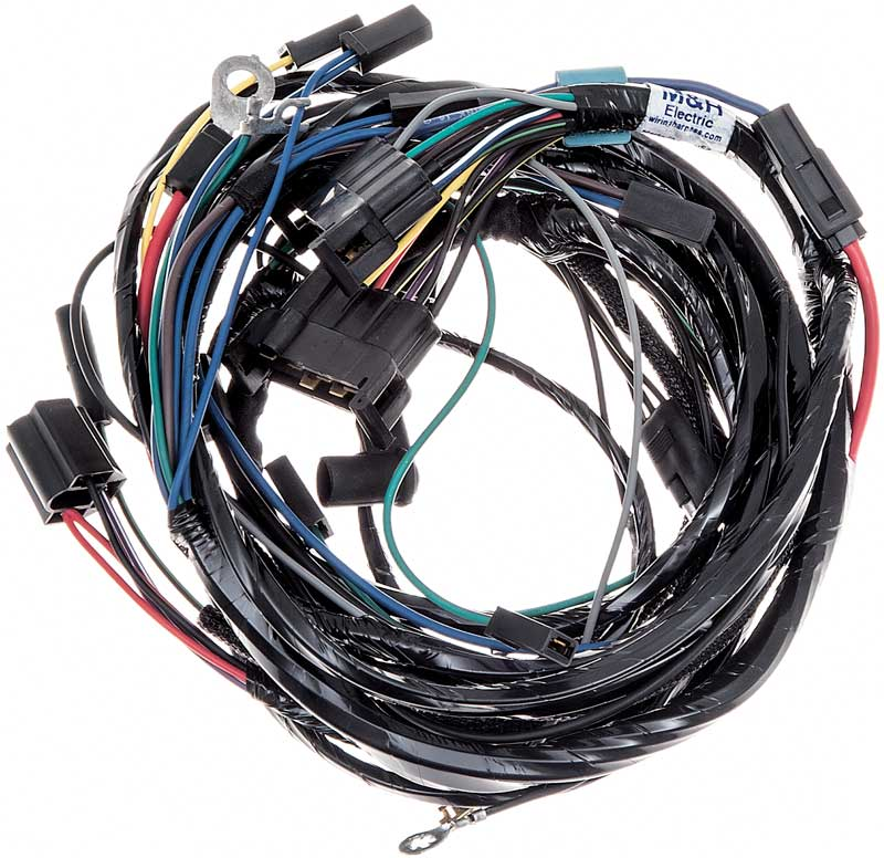 [QMVU_8575]  1969 Dodge Dart Parts | Electrical and Wiring | Wiring and Connectors | Dodge Dart Fender Wiring Harness Straps |  | Classic Industries