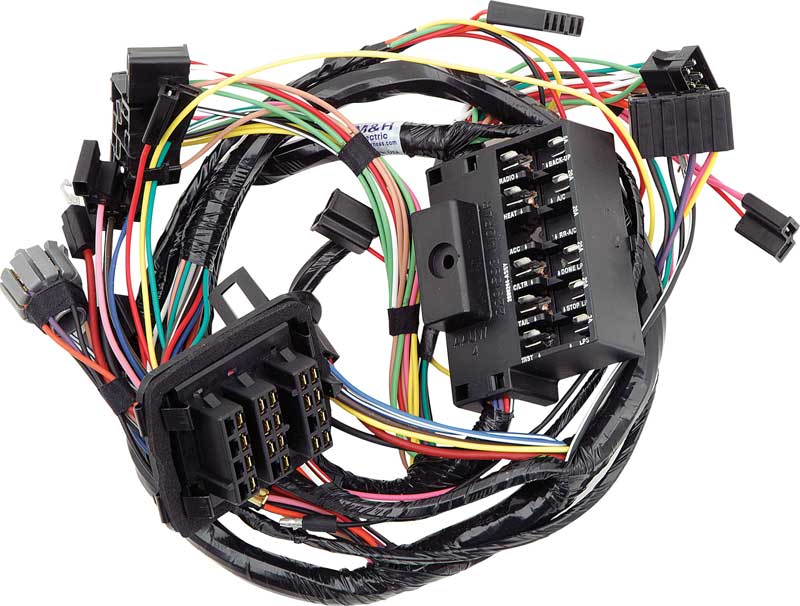 MA2299 1964 all makes all models parts ma2299 1964 valiant under dash 1970 charger wiring harness at gsmportal.co