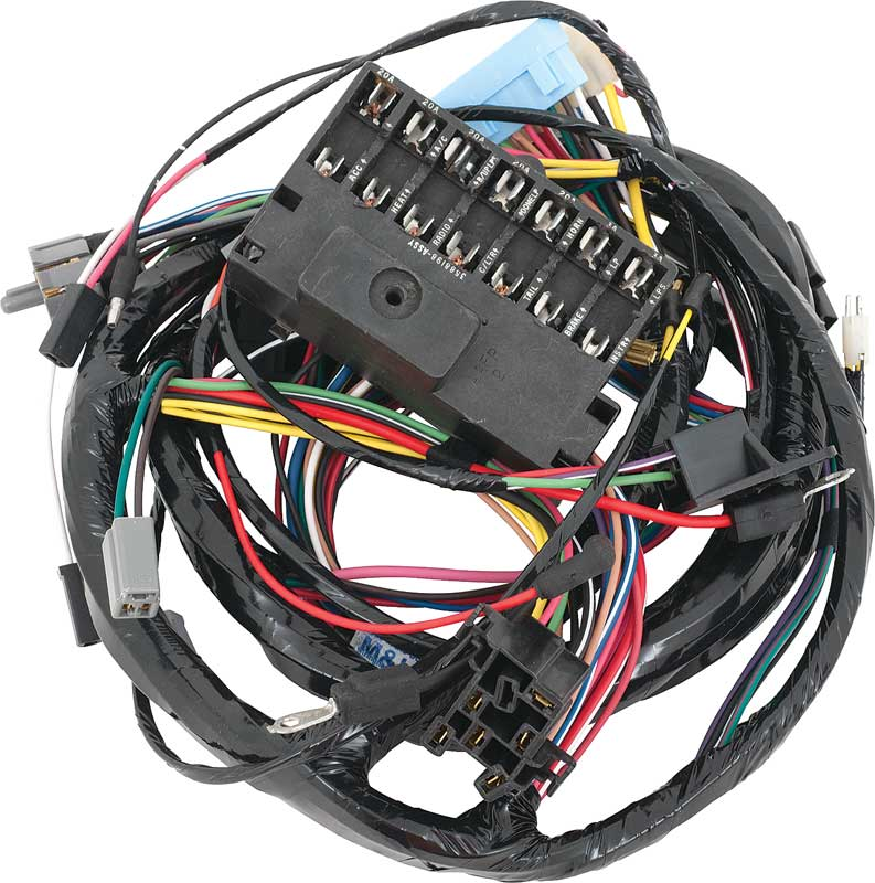 1972 Dodge Dart Parts | Electrical and Wiring | Classic IndustriesClassic Industries