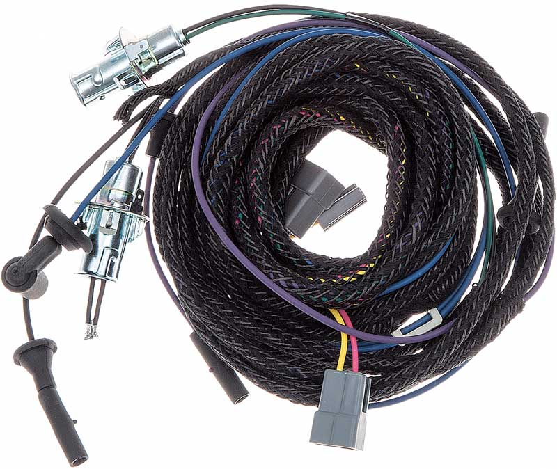 1967 Dodge Dart Parts | Electrical and Wiring | Wiring and ConnectorsClassic Industries