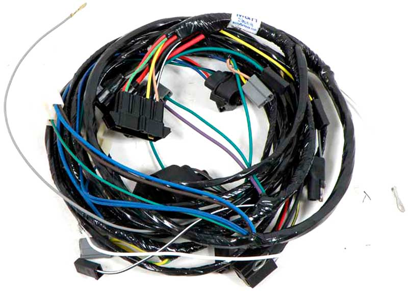 1964 Plymouth Barracuda Parts | Electrical and Wiring | Clic on