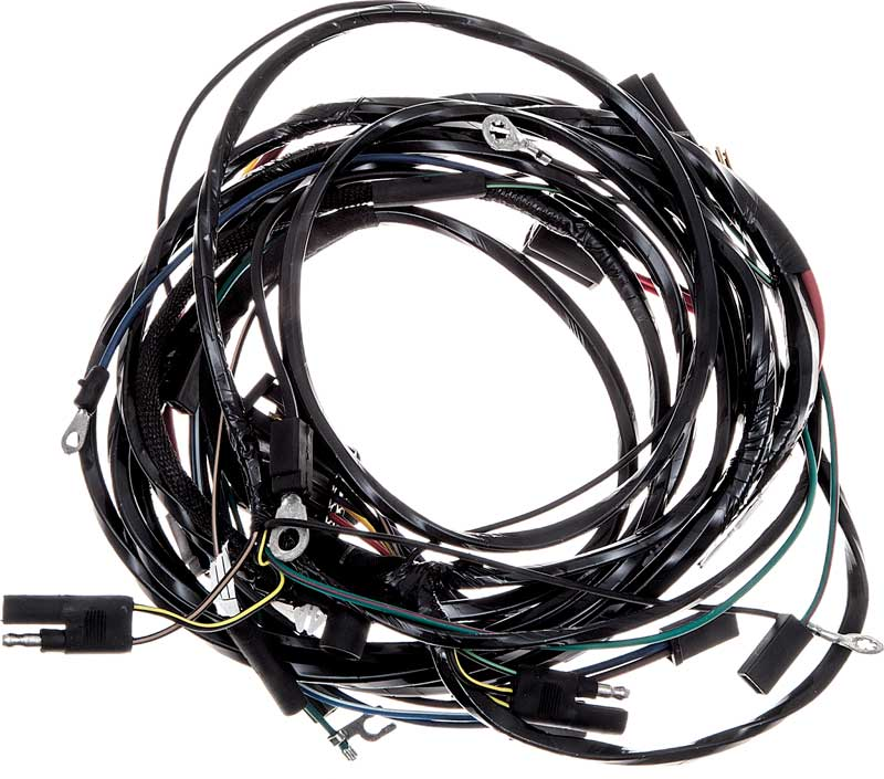 [DIAGRAM_38EU]  1968 Dodge Dart Parts | Electrical and Wiring | Wiring and Connectors | Dodge Dart Fender Wiring Harness Straps |  | Classic Industries