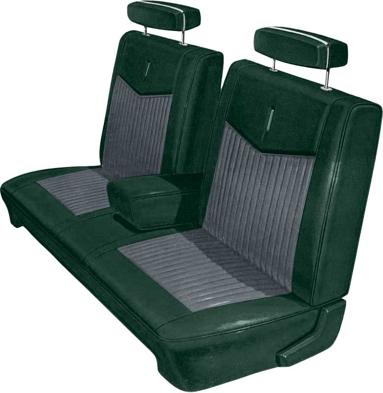 1970 Plymouth Duster Parts | Interior Soft Goods | Seat