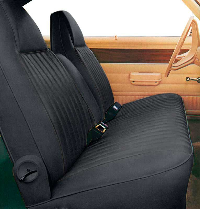 Brilliant 1974 1976 All Makes All Models Parts Ma742100 1974 76 Dart Valiant Duster Black Vinyl Front Split Bench Seat Upholstery Classic Industries Machost Co Dining Chair Design Ideas Machostcouk