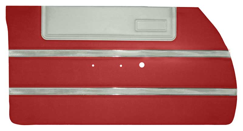 1964 Plymouth Fury Parts Interior Soft Goods Door Panels And