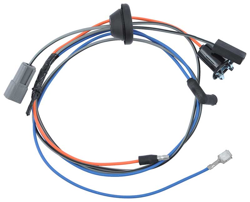 1968 1969 Plymouth Dodge Intermediates Main Wire Harness System