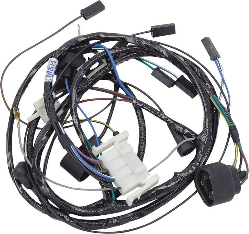 2007 Dodge Charger Engine Wiring Harness from www.autopartsdb.net