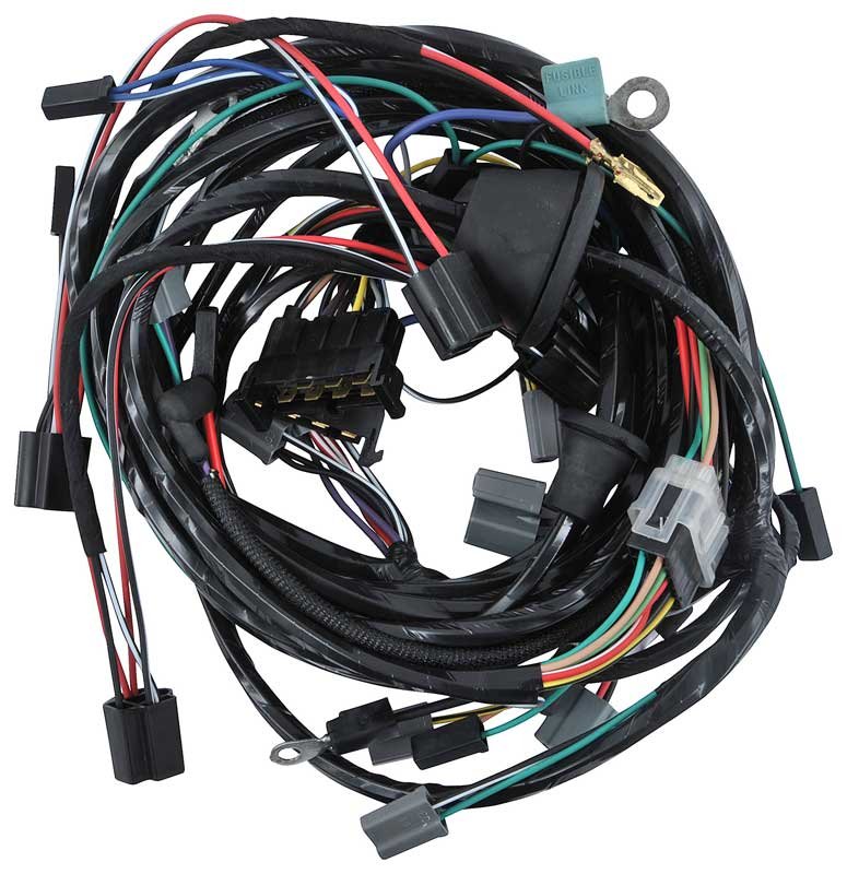 MB2415 1966 dodge charger parts electrical and wiring classic industries 2006 Dodge Charger Engine Harness at gsmportal.co