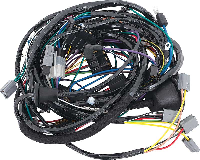 1966 Dodge Charger Parts | Electrical and Wiring | Wiring and ...