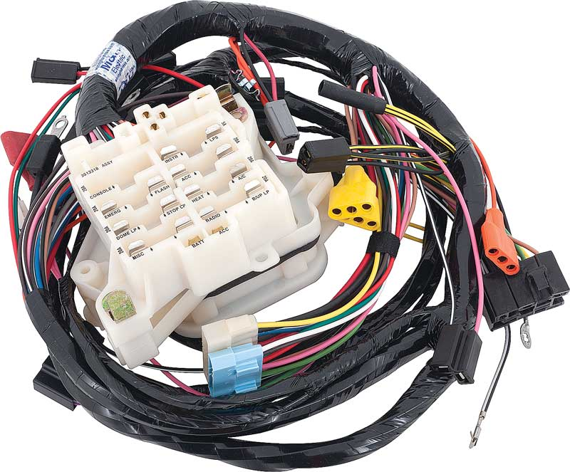 1970 pontiac gto wiring harness diagram 1971 dodge charger parts electrical and wiring classic wiring harness 1970 charger