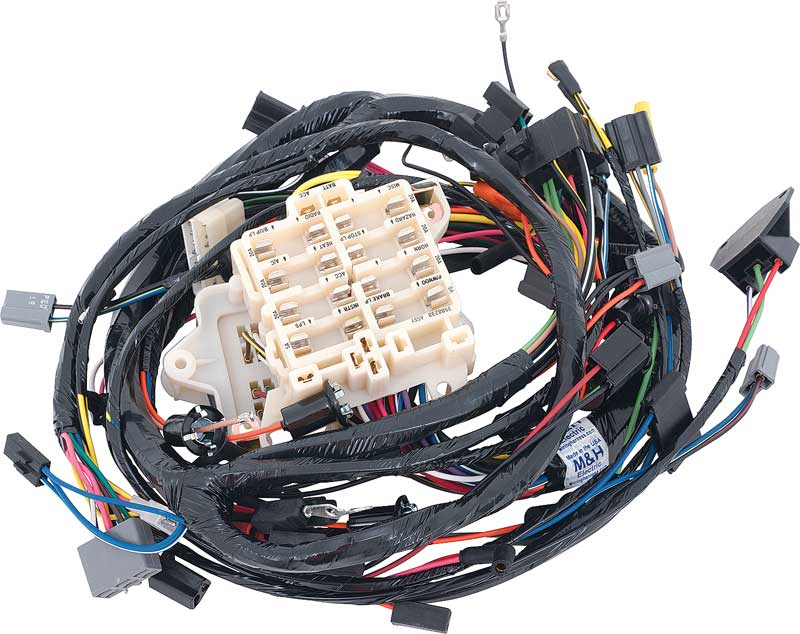 mopar b road runner parts electrical and wiring wiring and connectors harnesses