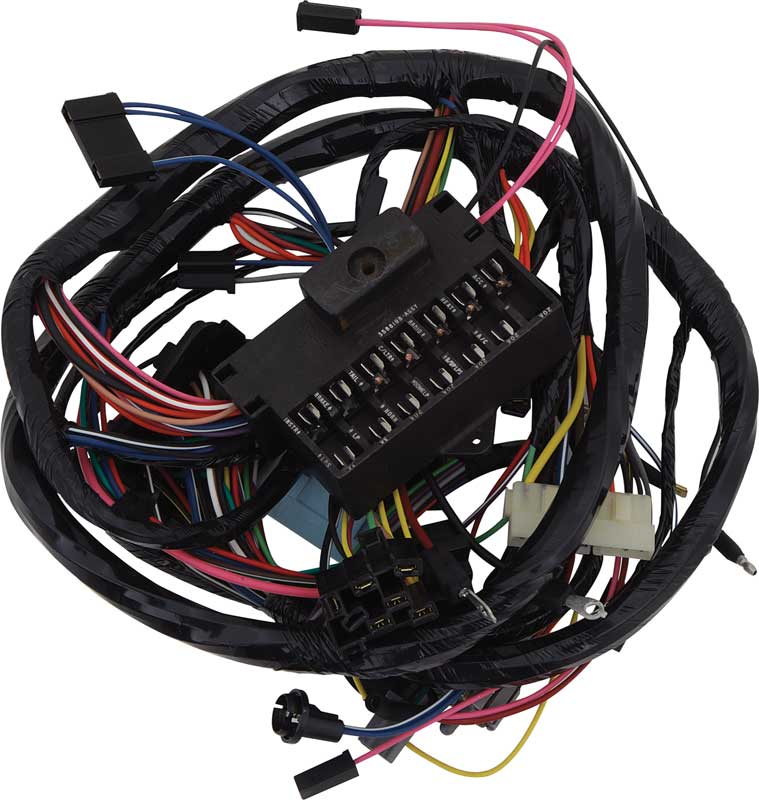 1969 Plymouth Roadrunner Parts | Electrical and Wiring | Wiring andClassic Industries
