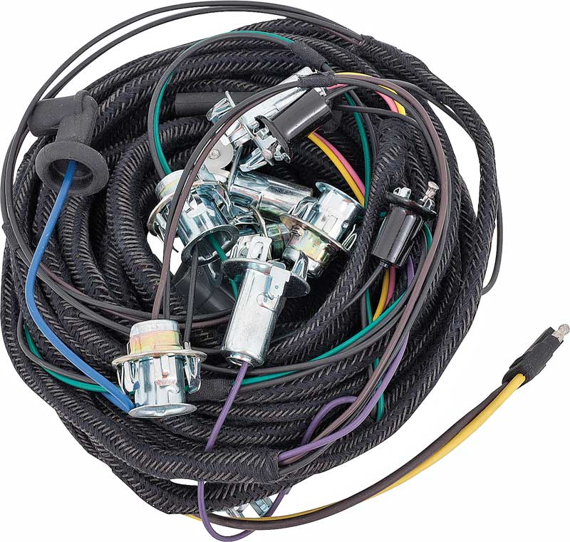 MB2485 dodge coronet parts electrical and wiring wiring and  at crackthecode.co