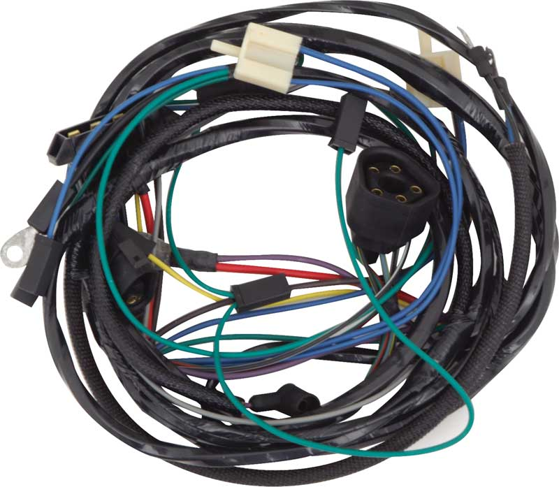 69 Plymouth Road Runner Wiring Harness