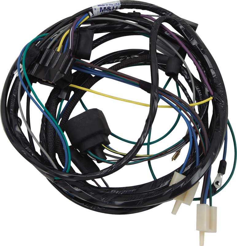 MB2507 1968 plymouth satellite parts electrical and wiring classic Wiring Harness Diagram at aneh.co
