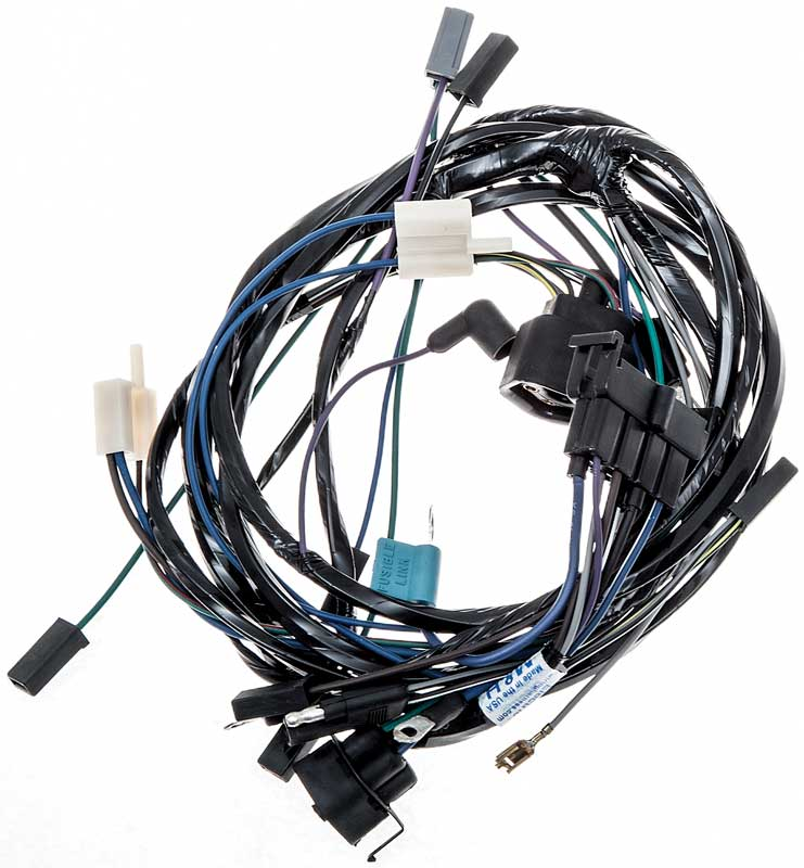 MB2508 1968 plymouth satellite parts electrical and wiring classic Chevy Engine Wiring Harness at mifinder.co