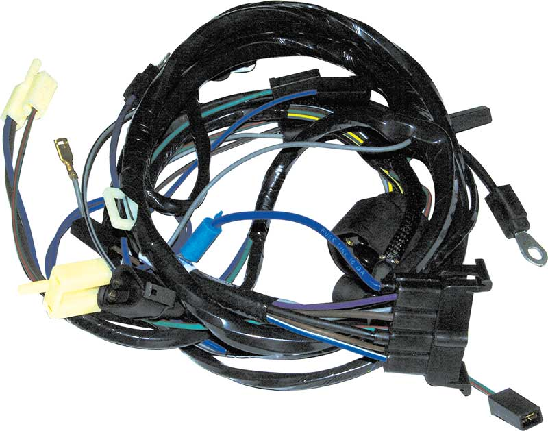 1970 Dodge Charger Parts   Electrical and Wiring   Classic IndustriesClassic Industries