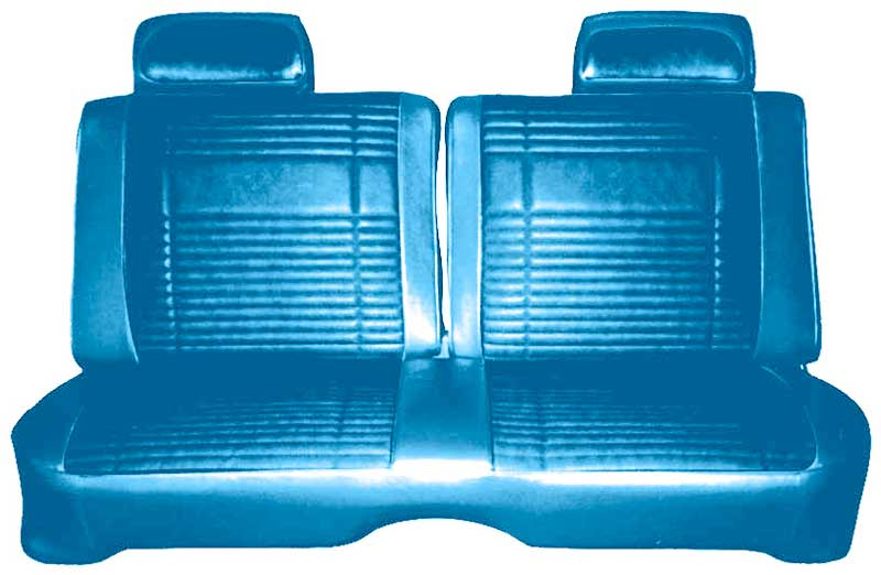 1969 Plymouth Roadrunner Parts Interior Soft Goods Seat Upholstery Upholstery Kits