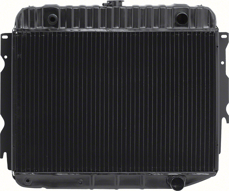 1973 All Makes All Models Parts | MD2301S | 1973 Mopar B / E-Body Big Block  V8 With Standard Trans 4 Row 22 Wide Replacement Radiator | OER