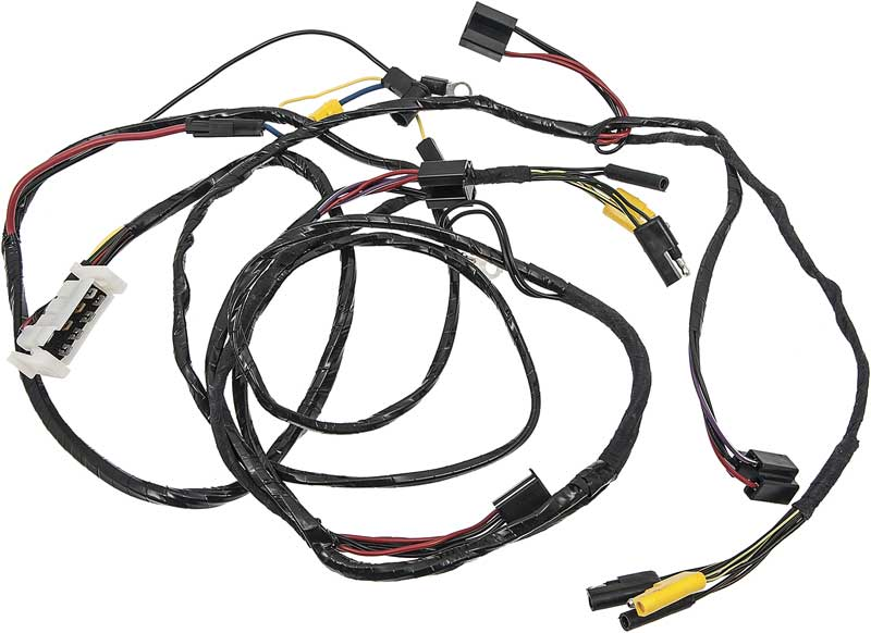 1969 roadrunner wiring harness
