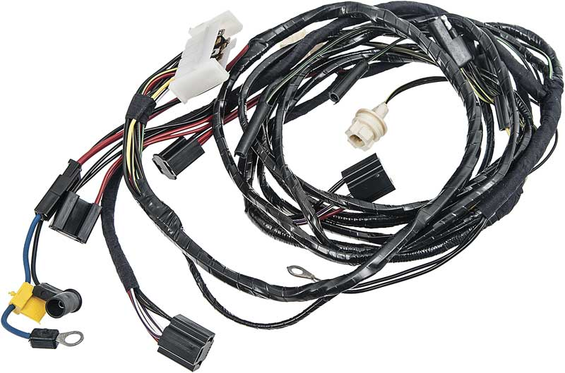 1971 Dodge Charger Parts Electrical And Wiring Classic Industries