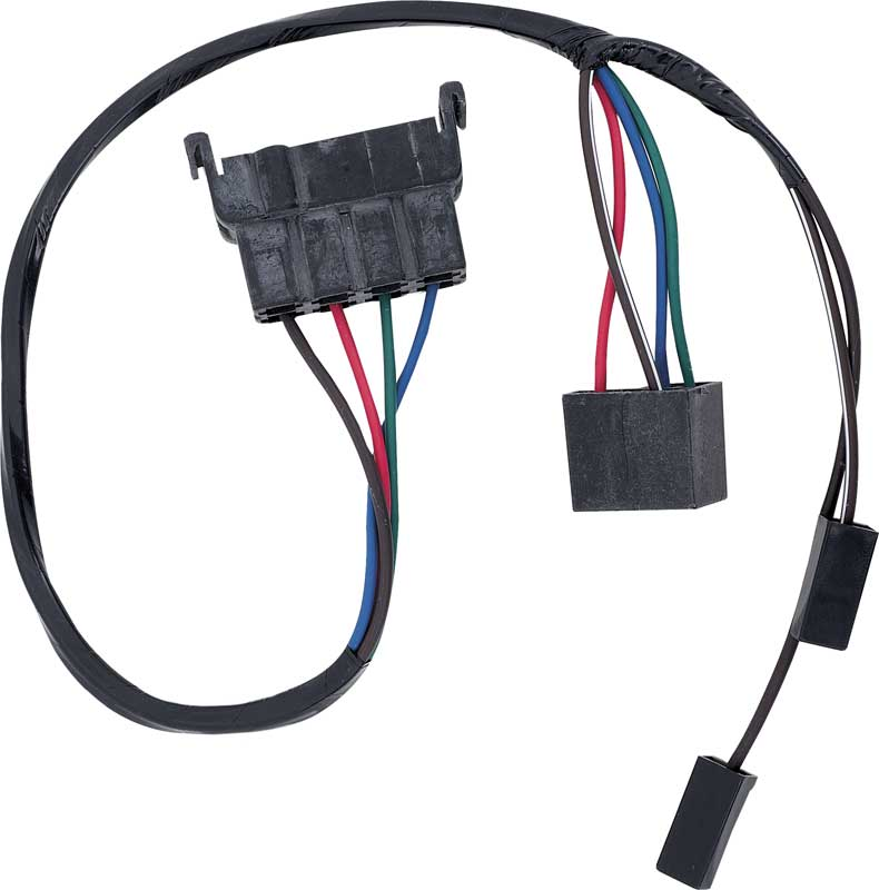 MD4509 1968 dodge charger parts electrical and wiring wiring and  at aneh.co