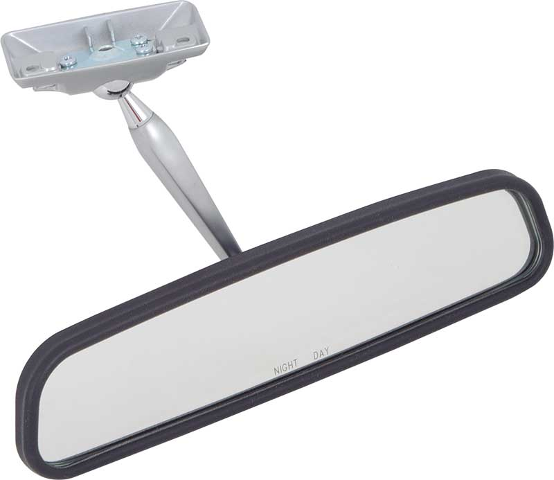 1968-1969 All Makes All Models Parts | MD7124 | 1968-69 Mopar A-Body Rear  View Mirror | Classic Industries