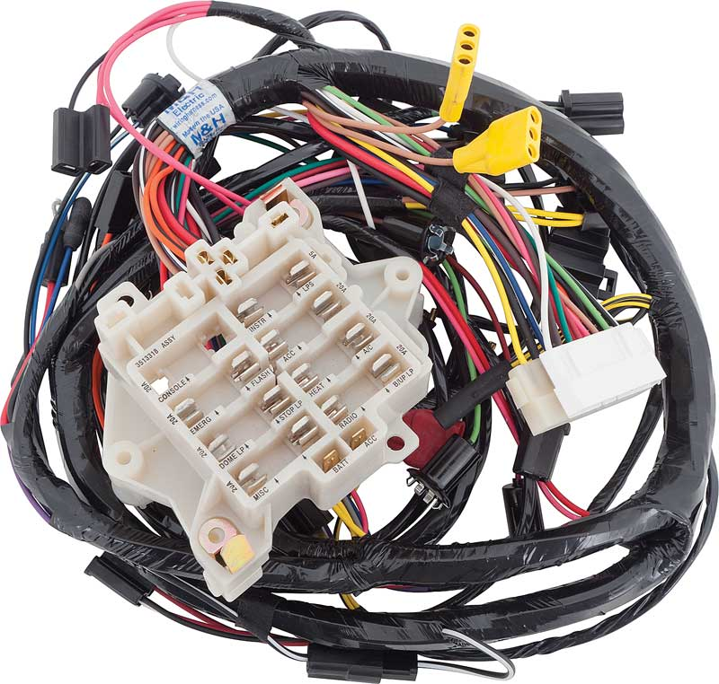68 barracuda wiring harness 68 camaro wiring harness diagram 1971 plymouth cuda parts | electrical and wiring | wiring and