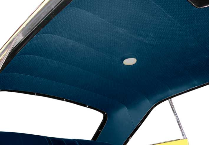 Fits 63 64 65 66 Dart 6 Bow Headliner Perforated NEW