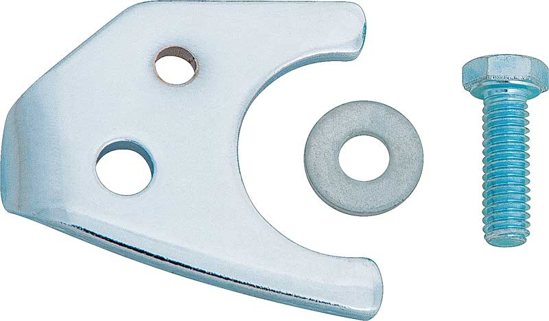 1960-1976 All Makes All Models Parts | MN1102 | Mopar Small Block  Distributor Hold Down Clamp - Chrome | Classic Industries