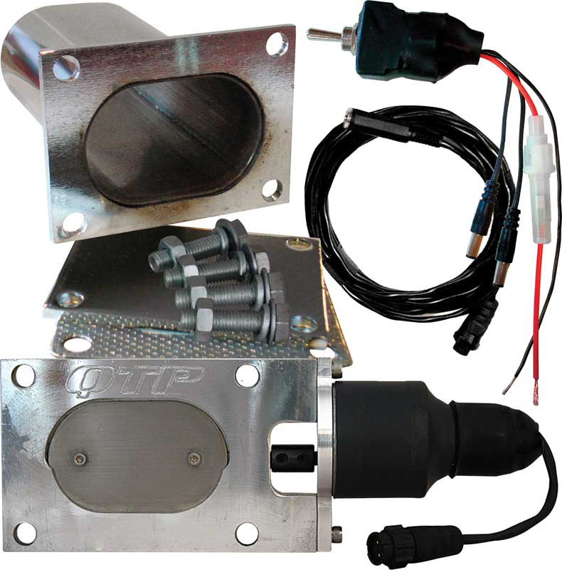 Mopar Parts   Exhaust   Mufflers and Pipes   Full Exhaust Systems ...