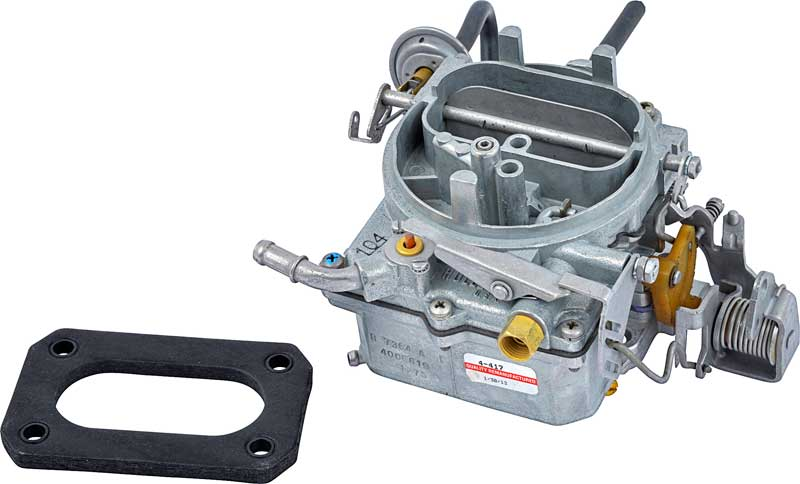 1975 All Makes All Models Parts | MN2911 | 1975 Mopar A-Body Remanufactured  Carburetor 2 Barrel Holley/At/With Solenoid | Classic Industries