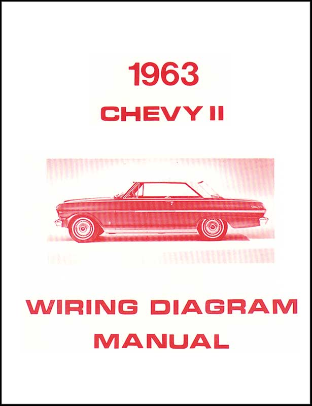 nova parts literature multimedia literature wiring 1963 nova wiring diagram