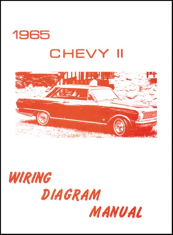 1965 chevrolet chevy ii nova parts literature, multimedia 68 nova wiring diagram 1965 nova wiring diagram #50