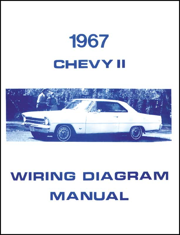 67 nova headlight wiring diagram