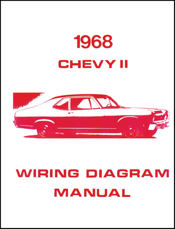 nova parts literature multimedia literature wiring diagrams 1968 nova wiring diagram